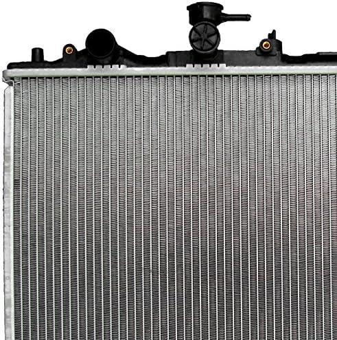 248 New Radiator For Ford Probe 89-92 Mazda 626 MX-6 88-92 2.2 L4