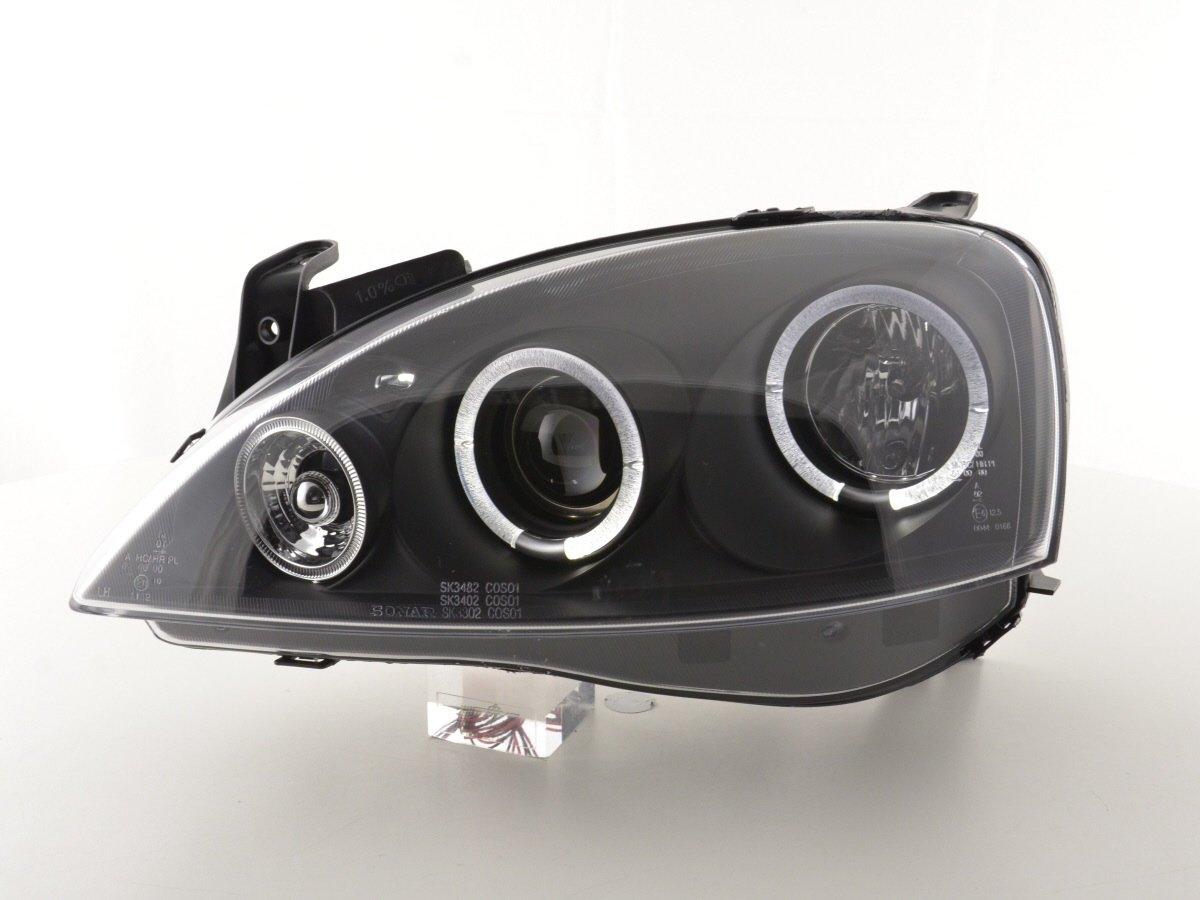 FK Zubeh/örscheinwerfer Autoscheinwerfer Ersatzscheinwerfer Frontlampen Frontscheinwerfer Scheinwerfer FKFSOP7003