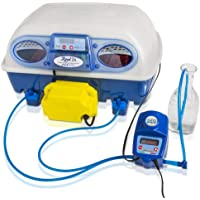 Borotto Incubadora Real 24 con humidificador Sirio, Azul