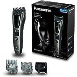 Panasonic Bart-/Haarschneider ER-GB60-K503 mit 39 Schnittlängen, Bartschneider & Trimmer, für ein Styling nach Maß, auch für gepflegte Haarschnitte