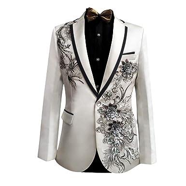 Traje De Hombre Chaquetas Tuxedo Prom Party Patrón De La Moda De ...