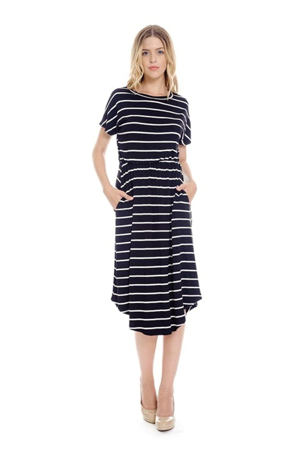bc1c7cf15997 Top 10 wholesale Striped Dress Street Style - Chinabrands.com