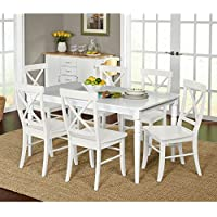 Target Marketing Systems Albury 7 Piece Dining Table Set