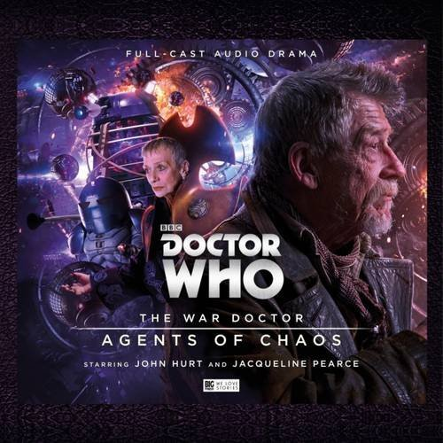 The War Doctor 3: Agents of Chaos (Doctor Who - The War Doctor)