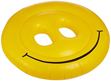 Juguete Inflable Gigante de Sonrisa, Juguetes Flotadores para Piscina, para Playa, Fiesta de Piscina y de Salón para Adultos y Niños: Amazon.es: Juguetes y ...