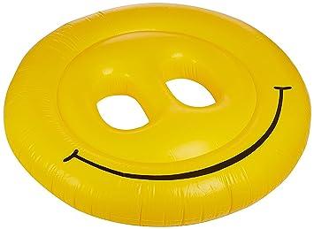 Juguete Inflable Gigante de Sonrisa, Juguetes Flotadores para Piscina, para Playa, Fiesta de