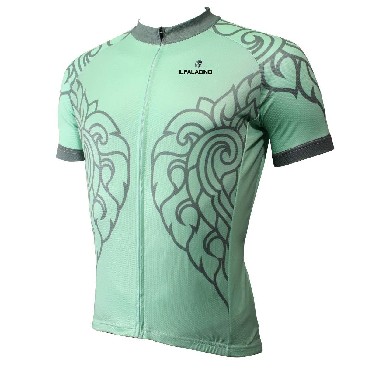 Bike Jersey Herren und Damen Radsportbekleidung Sport Windbreaker Dünner, atmungsaktiver, schnell trocknender Fahrrad-Reitanzug Fahrradtrikot LPLHJD