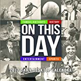 Are you a history buff? A sports trivia fanatic? An entertainment junkie? Now you can find out what happened, On this day in history, sports, entertainment, etc. In 2017, learn fun facts from the 1800s to today! Equipped with an easel to sit ...