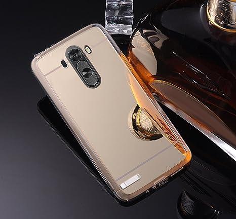 Carcasa para LG G5, carcasa LG G5 silicona y efecto Espejo ...