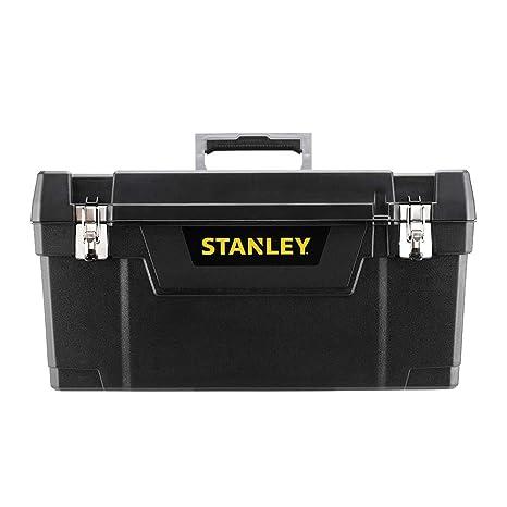 """Stanley 1-94-859 - Caja con cierres metálicos 25""""/ 63cm"""
