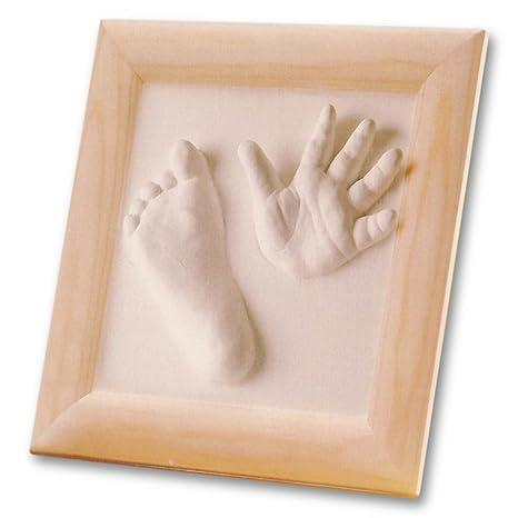 Kit de yeso con marco para bebé