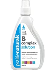 Vitamin B Complex liquid Solution - 500 ml, Promotes healthy stress management