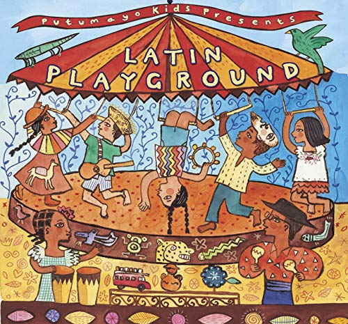 Putumayo Kids Latin Playground CD