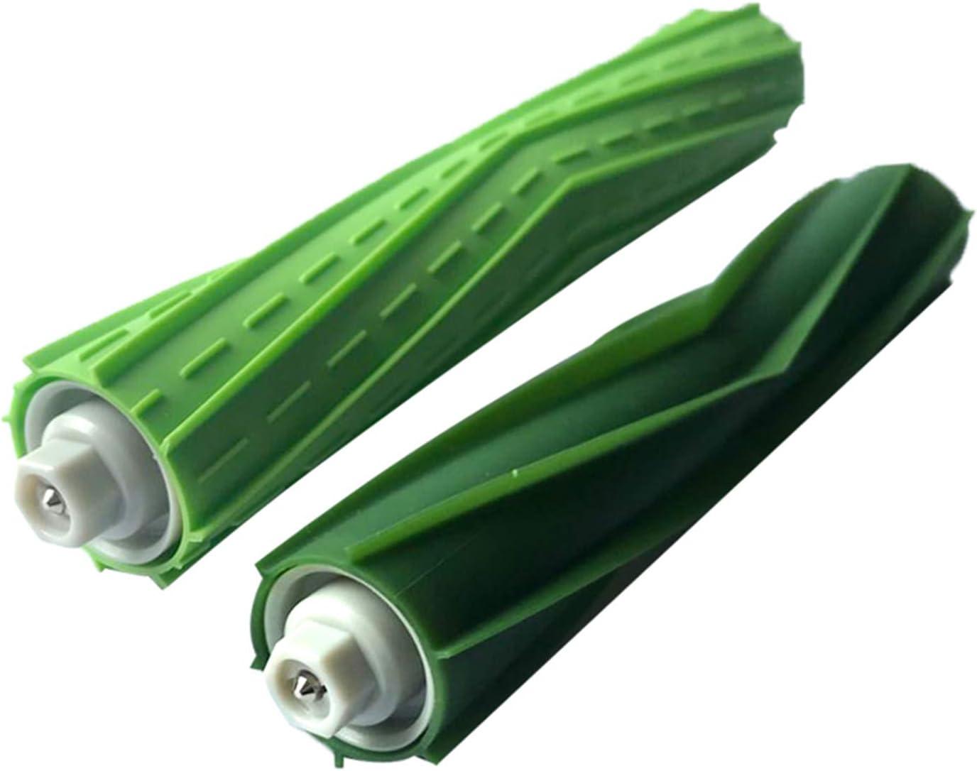 2 spazzole laterali. kit di accessori per spazzola laterale per iRobot Roomba I iRobot i7 E5 E6 2 filtri Lichifit