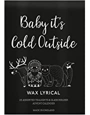 WAX LYRICAL, Baby Its Cold Outside, Scented Candle Advent Calendar, Christmas