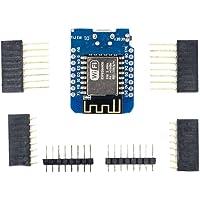 Babysbreath17 ESP8266 ESP-12 D1 Mini Module NodeMcu Lua Conseil WiFi développement Micro USB 3.3V Basé sur ESP-8266EX 11 Pin numérique