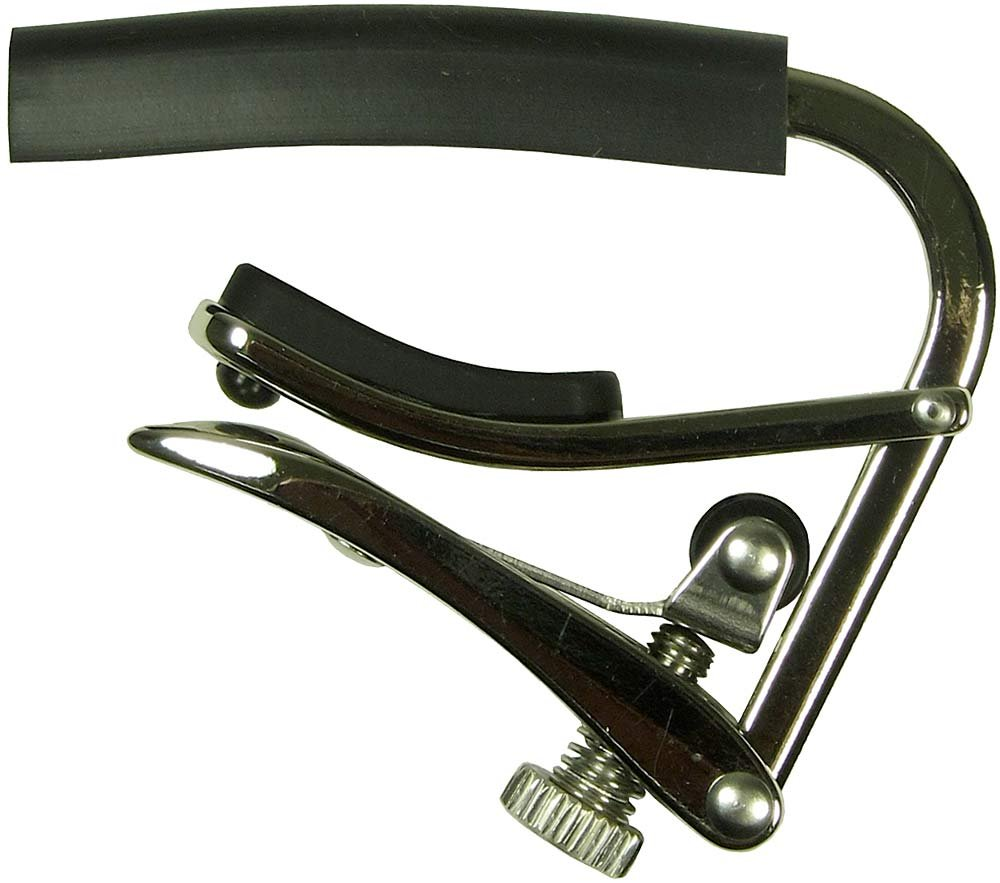 Nickel Guitar Capo