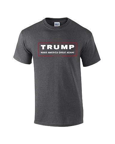 Amazon Com Donald Trump For President Make America Great Again T Shirt Clothing