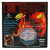 Cheap Lokkii, Ready to Lite-Premium Barbeque Briquettes, Contains 2 Individually Wrapped Briquettes