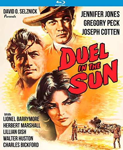 Duel in the Sun (Roadshow Edition) [Blu-ray]