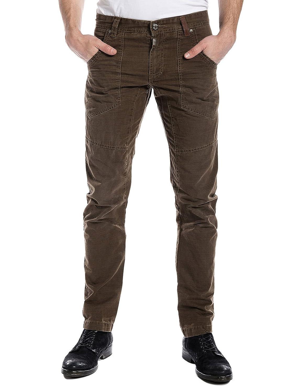 Timezone Men's Ricktz Worker Pants Trousers