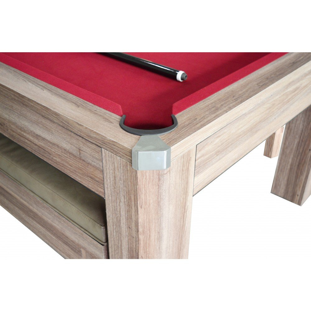 Amazoncom Carmelli NGP Newport MultiFunctional Pool Table - Carmelli pool table