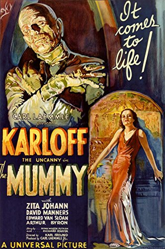mummy classic horror movie