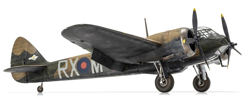 Airfix Bristol Blenheim MK IF 1:48 WWII Military Aircraft Plastic Model Kit A09186