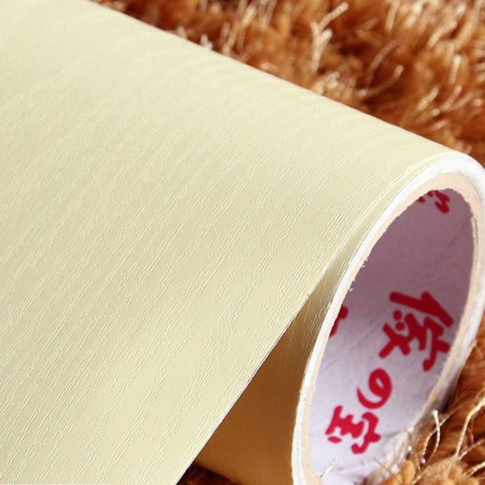 LZYMLG Bricolage Film D/écoratif Auto-Adh/ésif Papier Peint Bois Noir Pvc Vinyle Contact Papier Pour Armoires De Cuisine Salon D/écoration Mur Papier Bois divoire