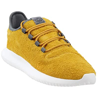first rate d6044 6ea1b Adidas OriginalsCQ0928 - Tubular Shadow Herren, (YellowGreyWhite), 8