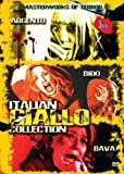 Italian Giallo Collection: Blood & Black Lace, Bird With A Crystal Plumage and Watch Me When I Kill