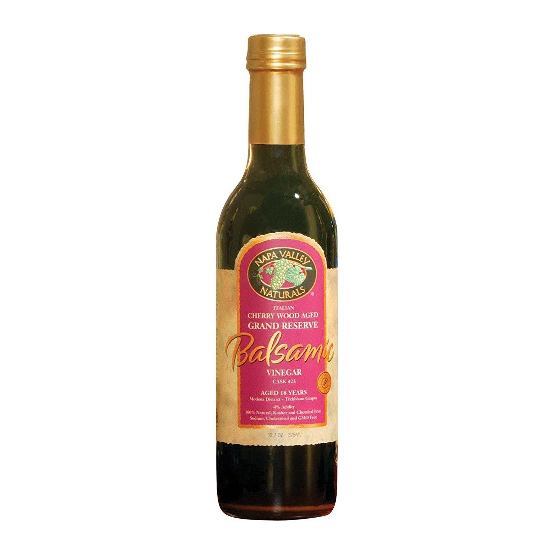 Napa Valley Naturals Grand Reserve Balsamic Vinegar, 12.7 Ounce -- 12 per case. by Napa Valley Naturals