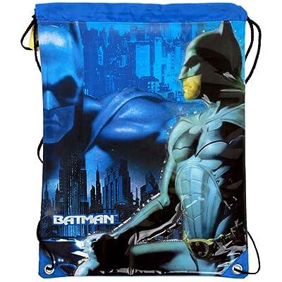 Batman Begins Large Drawstring Backpack: Clothing