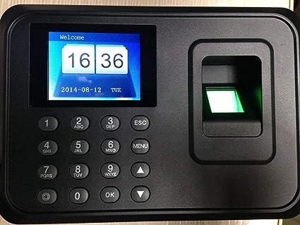 Pramukh Enterprice Biometric Attendance Machine with USB Plug & Play