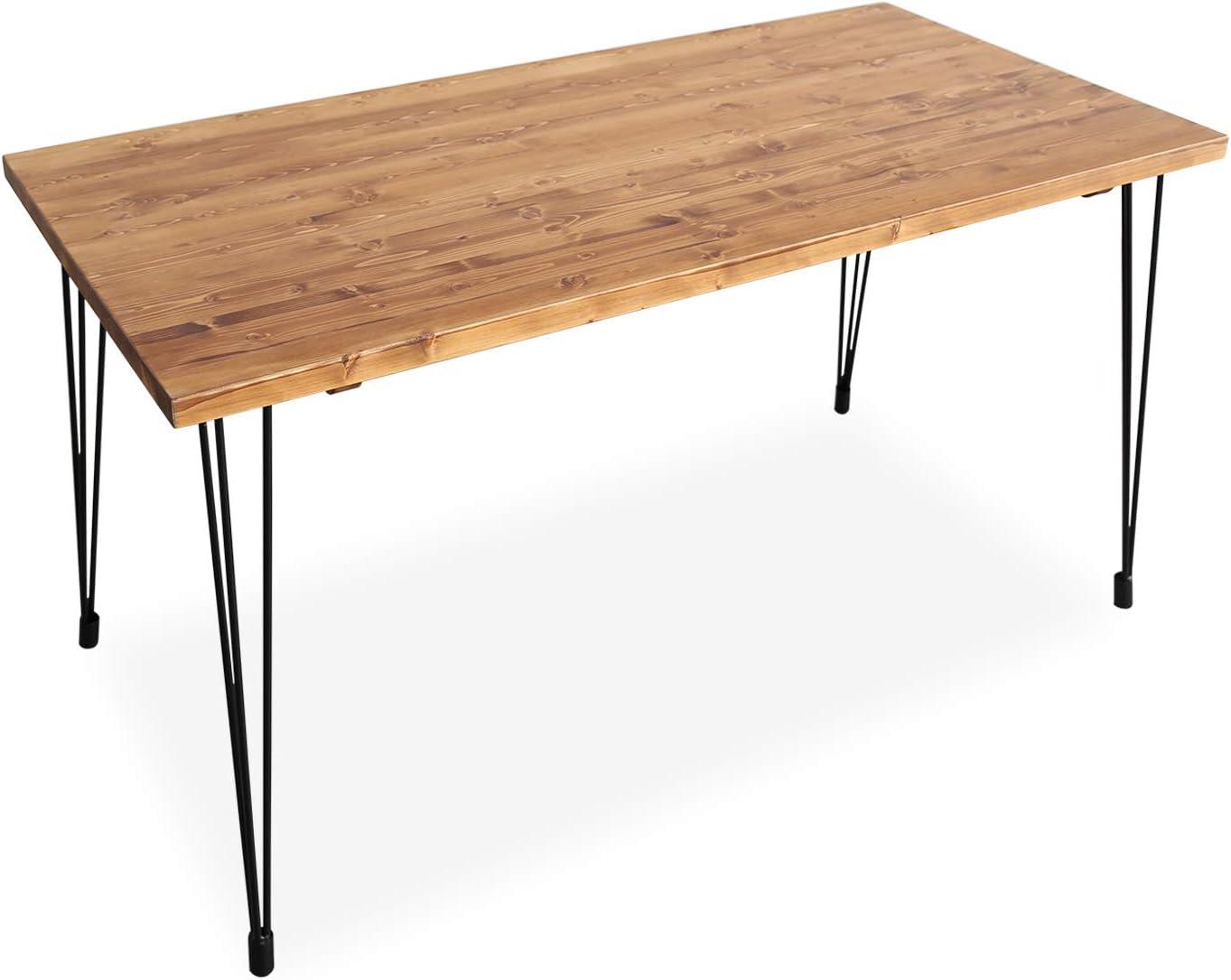 LOWYA  テーブル  パイン無垢材