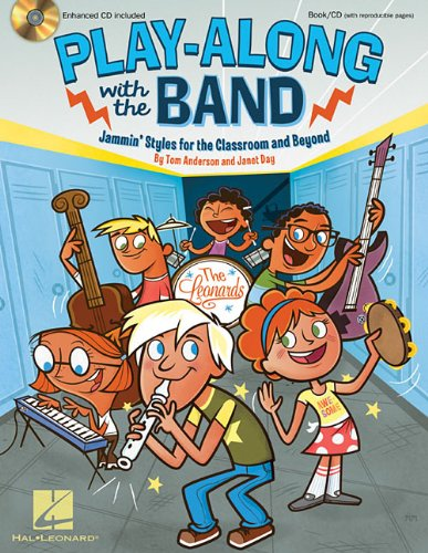 Read Online Play-Along with the Band: Jammin' Styles for the Classroom and Beyond pdf