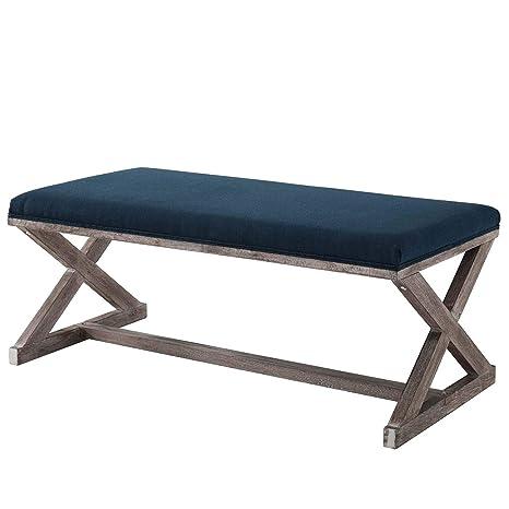 Stupendous Amazon Com America Luxury Benches Country Cottage Farm Ibusinesslaw Wood Chair Design Ideas Ibusinesslaworg