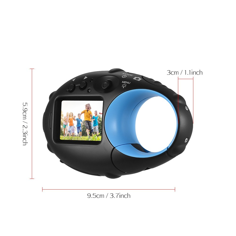 Amazon.com : andor Kid Digital Video Camera 1080p with Flash Light 1.5