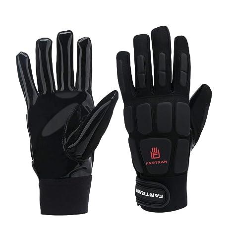 Amazon Com Men Football Gloves Segarty Sports Receiver Glove