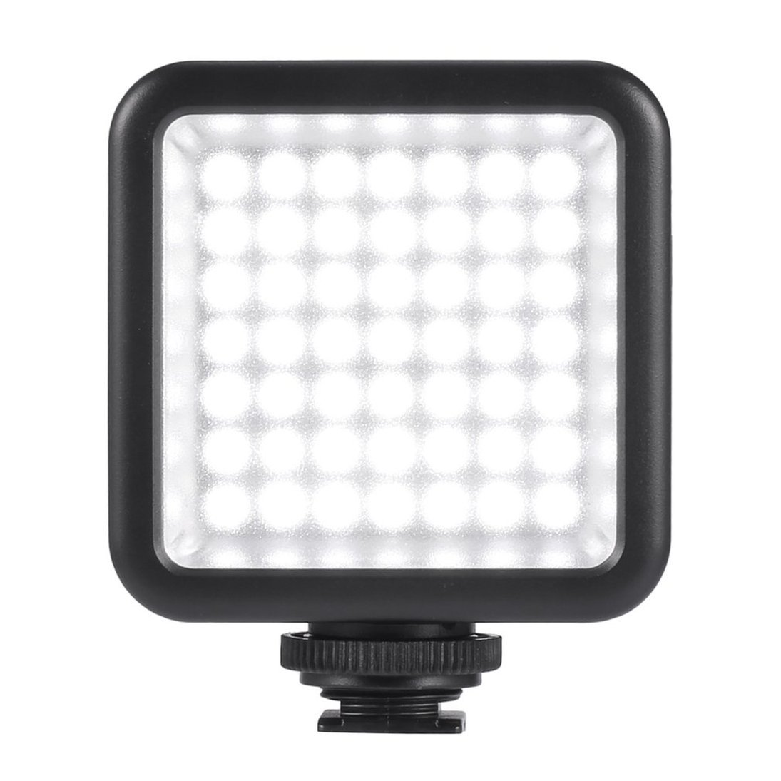 49 L/ámparas de luz LED Video Iluminaci/ón fotogr/áfica para fotograf/ía de c/ámara