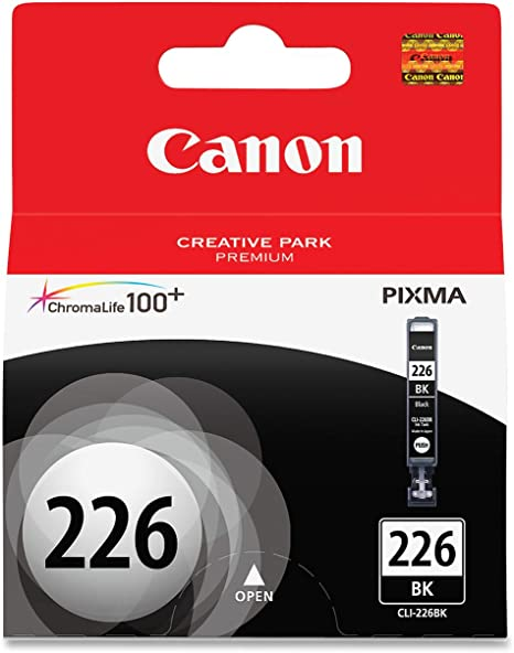 MS Imaging Supply Compatible Inkjet Cartridge Replacement for Canon CLI-226C Cyan, 4 Pack