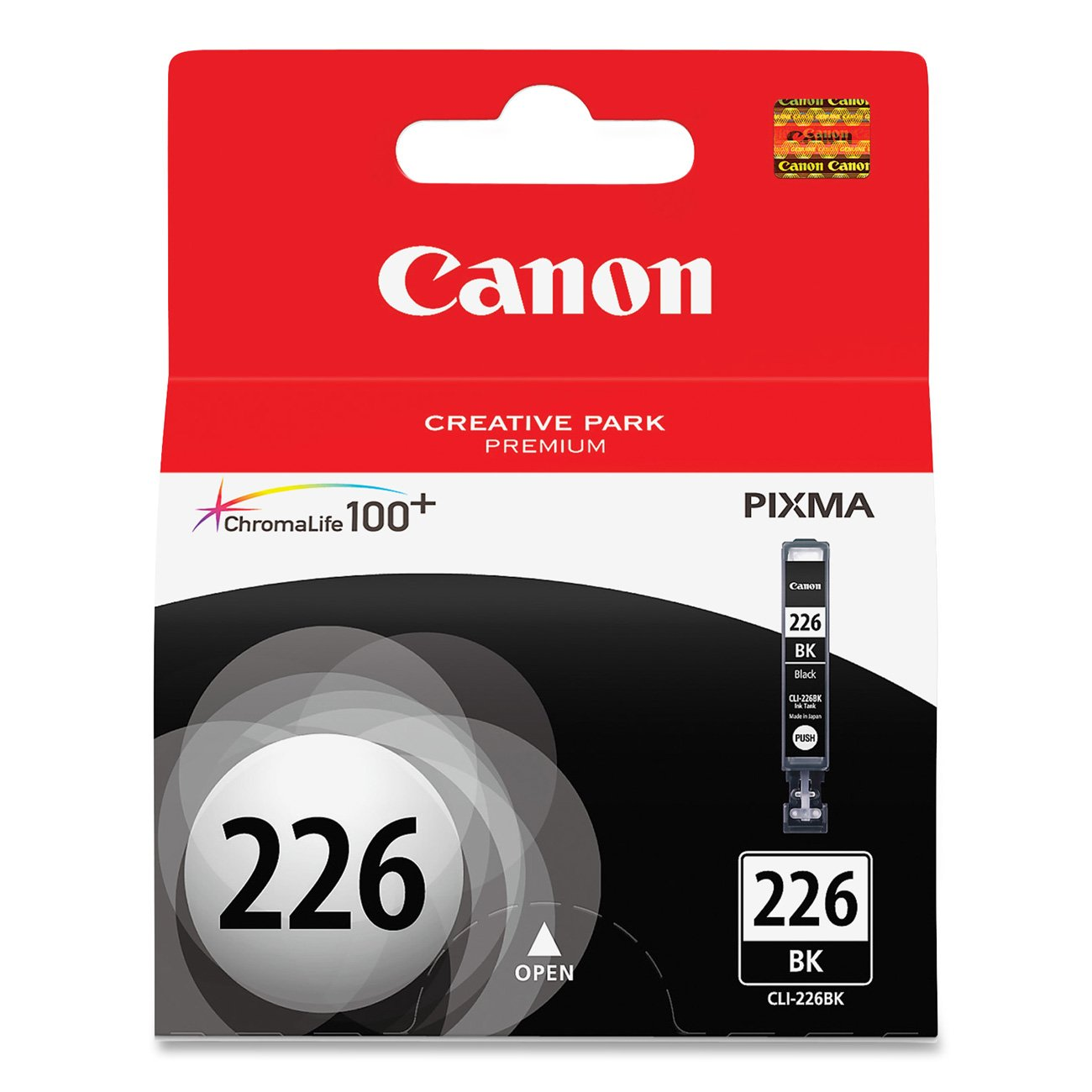 Amazon Canon CLI 226 4546B001 Ink Tank Black Office Products