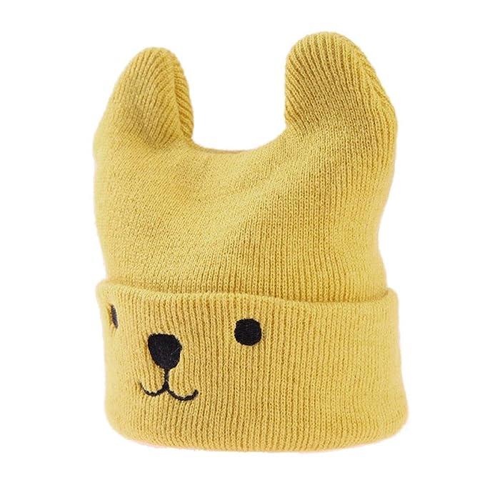 aspetto elegante imballaggio forte marchio famoso Domybest Cappello Neonato con Disegno di Animali Carini ...