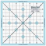 Riley Blake Designs by Lori Holt - Trim-It Non-Slip Ruler Square 6.5'' X 6.5''