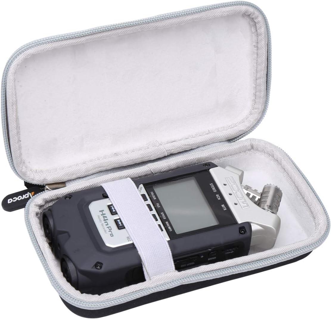 Aproca Hard Storage Travel Case for Zoom H4N PRO Digital Multitrack Recorder