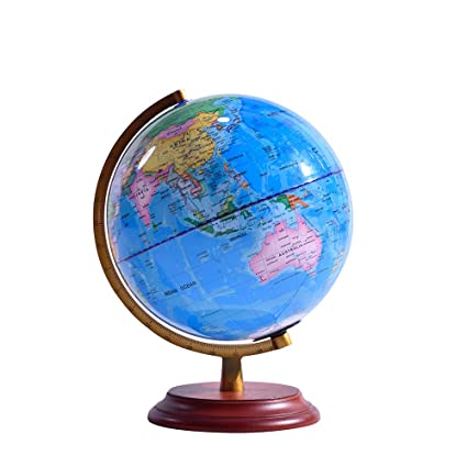 Amazon Com Globe World Antique Globes Mr Earth Desktop World