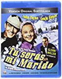 Sun valley serenade ( tu seras mi marido) Blu-Ray -(1941)- European Import -