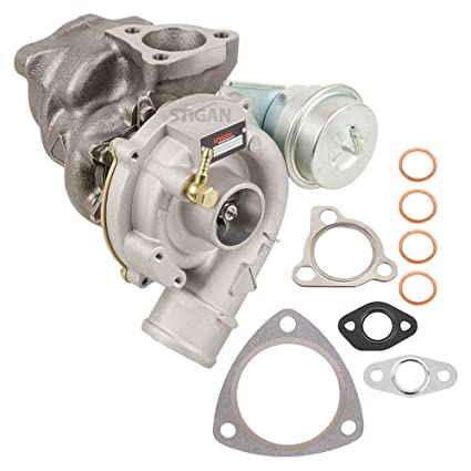New Stigan K03 Turbo Kit With Turbocharger Gaskets For Audi A4 & VW Passat 1.8T