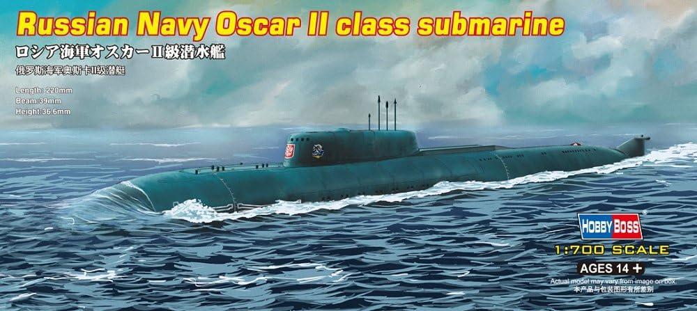 Russian Oscar II