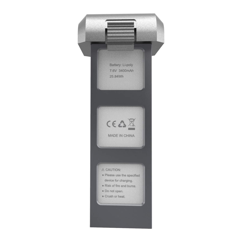 Potensic Ersatztakku f/ür die Drohne mit GPS D88 3400 mAh 7.6V Flugzeit 20 Mins